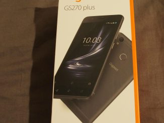 Gigaset GS270 Plus Android Smartphone