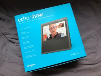 Amazon Echo Show Hero