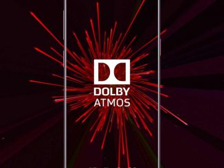 Galaxy 9 mit Dolby Atmoa
