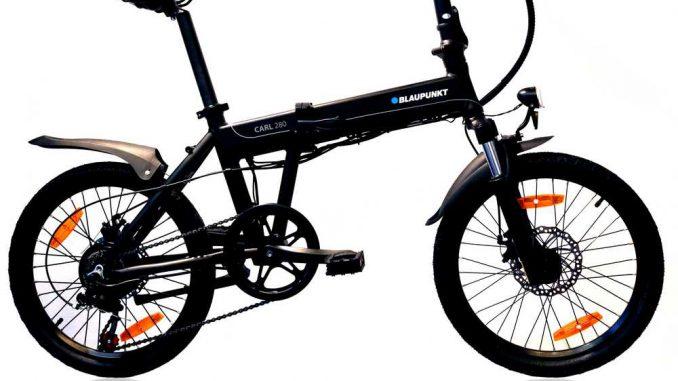 E-bikes zum Falten