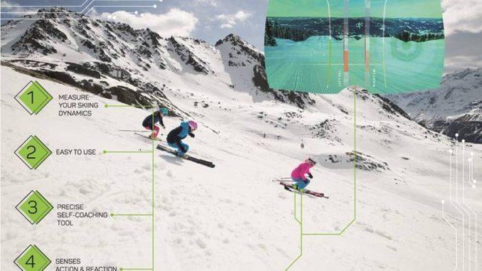Elan Smart Ski Konzept
