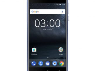 Nokia 3 Blau_Front-Hero