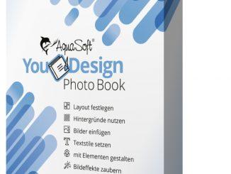 AquaSoft YouDesign PhotoBook Box