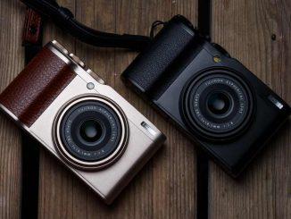 Kompaktkamera FUJIFILM XF10