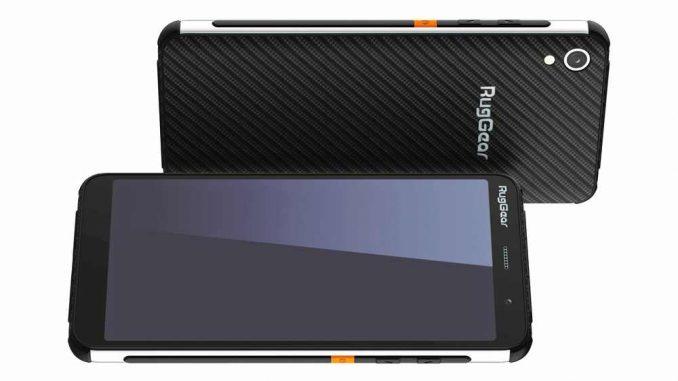 Outdoor-Smartphone Ruggear RG850