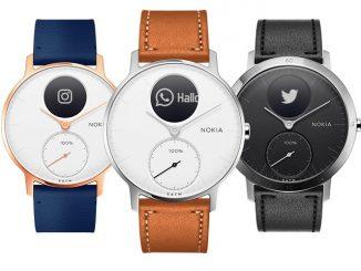 Nokia Smartwatches werden schlauer
