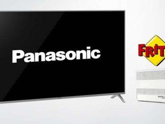 Kooperation AVM und Panasonic: IPTV mit Fritz!Box-FritzBox
