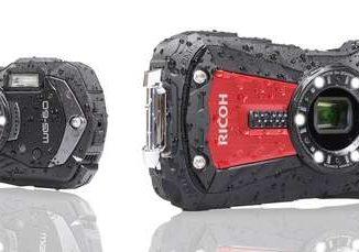 Outdoor Digitalkamera RICOH WG-60