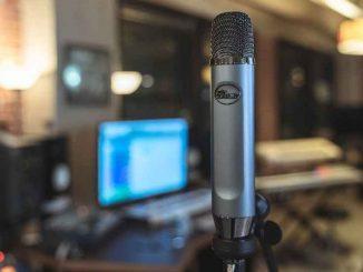 XLR-Mikrofon Ember von Blue