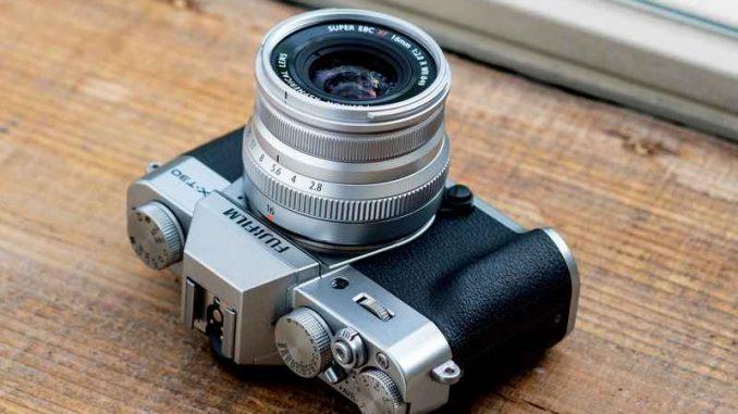 spiegellose Systemkamera FUJIFILM X-T30