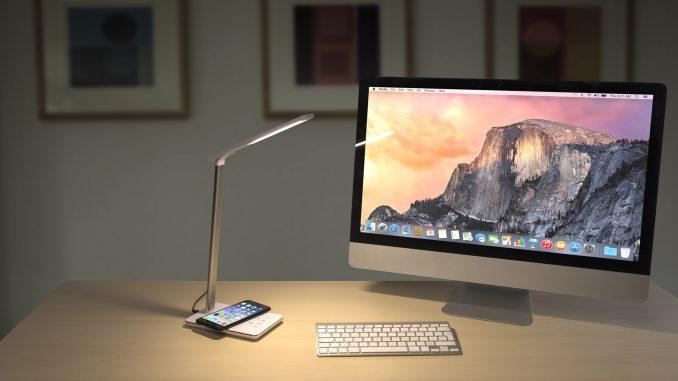 Lunartec Qi Design Lampe
