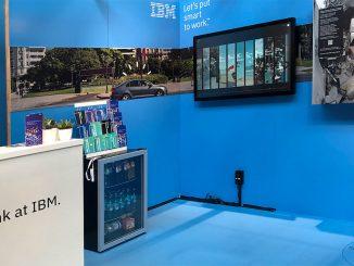 Think at IBM im Bikini Berlin