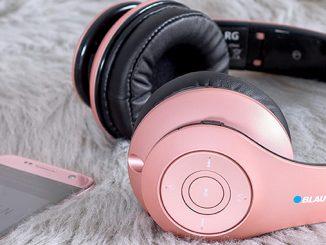 Bluetooth Kopfhörer von Blaupunkt
