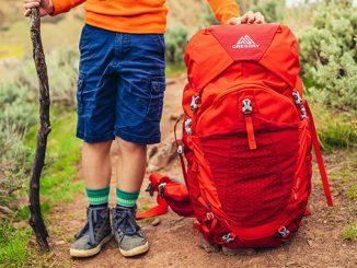 Tecking-Rucksack für Kinder von Gregory