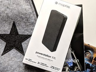 Mophie Powerstation XXL Test