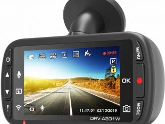Dashcam Kenwood DRV A301W