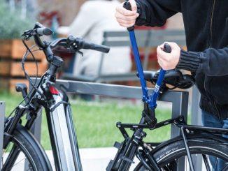 Diebstahlschutz Its my bike Vodafone