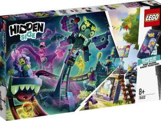 LEGO Hidden Side Geister-Jahrmarkt