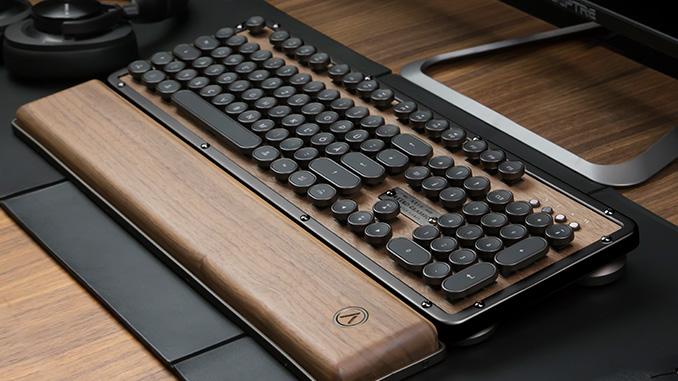Steampunk Tastatur