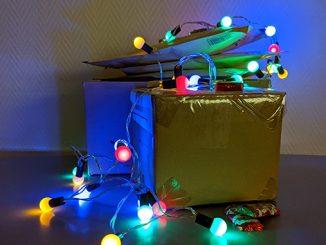 Techsinar Wehnachtsverlosung Gewinner