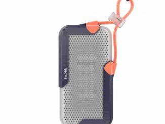 Mobile SSD-Speicher 8TB prototype