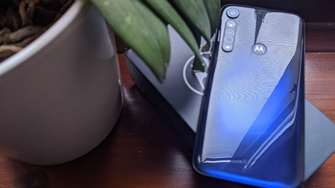 Test Moto G8 Plus Hero