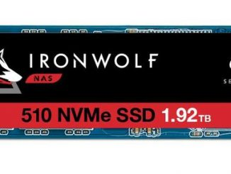 PCIe-SSD ironwolf 510