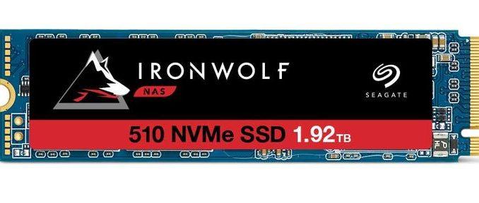 PCIe-SSD ironwolf 510