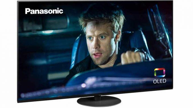 Panasonic TV HZW1004 Heimkino