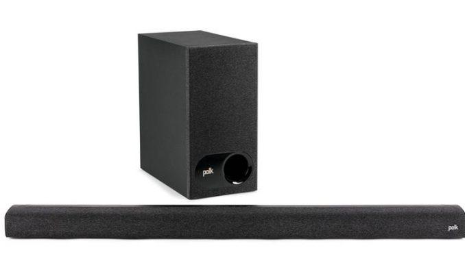 Polk Audio SignaS3 SoundBar