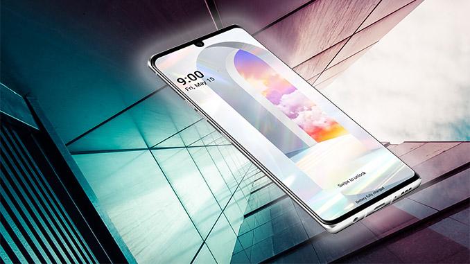 LG Vevet Premium Android Smartphone