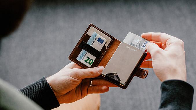 Ledlenser Lite Wallet: Portemonnaie mit Taschenlampe