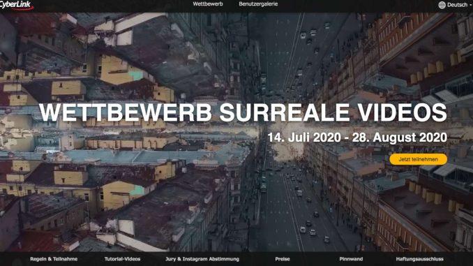 Cyberlink Video Wettbewerb