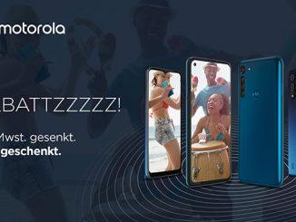 Motorola Mehrwertsteuer