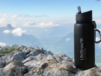 Lifestraw Go Stainless Steel Wasserflasche