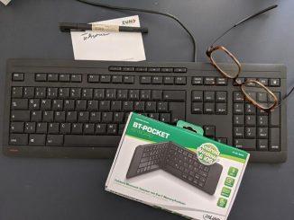 Tastatur Verlosung bei Techsonar