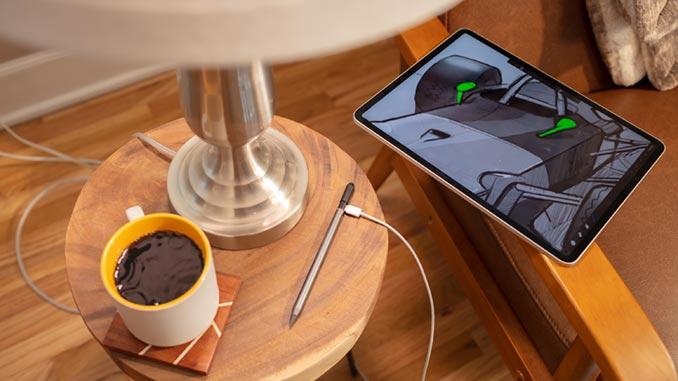 Alternative zum Apple Pencil: Zagg Pro Stylus