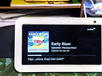 Audible auf Amazon Echo 5