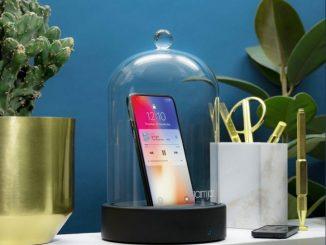 Glashaube für Smartphone