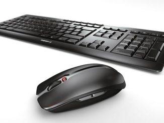 Cherry Stream Tastatur kabellos