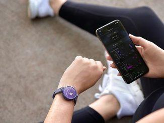 Smartwatch für Damen: Garmin Lily
