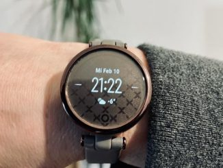 Garmini Lily Smartwatch für Damen Test