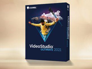 Corel VideoStudio Ultimate Videoschnitt Software Update