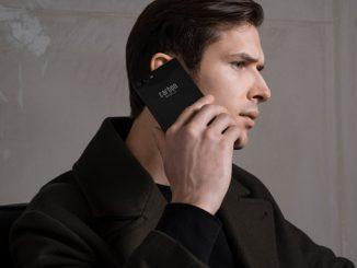 Carbon 1 MK II Smartphone mit echter Carbon-Hülle