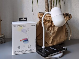 ChargeAIR Light & Sound Lampe von Terratec Test