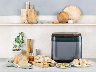 Brot backen mit Panasonic Automaten