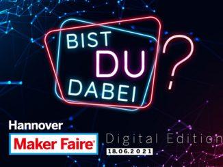 Maker Faire Hannover Digital Edition