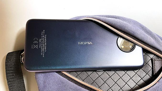 Test Nokia G10 Hero
