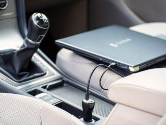 Dynabook Auto Ladegerät für Notebook