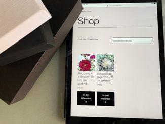 Shop erstellen mit Estugo